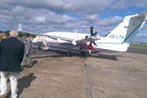 ConnectJets and Piaggio Aerospace showcase the Avanti EVO
