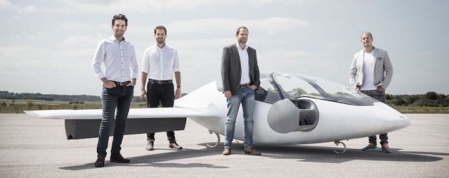 Lilium gets $90 million series B funding for five-seat electric aircraft