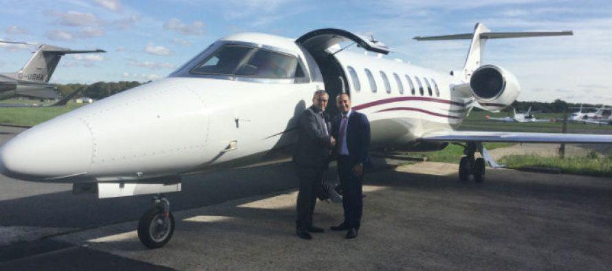 Zenith Aviation orders two Learjet 75s at NBAA