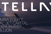 Stellar raises $26 million from Volaris founders, Global Jet Capital and Uber co-founder