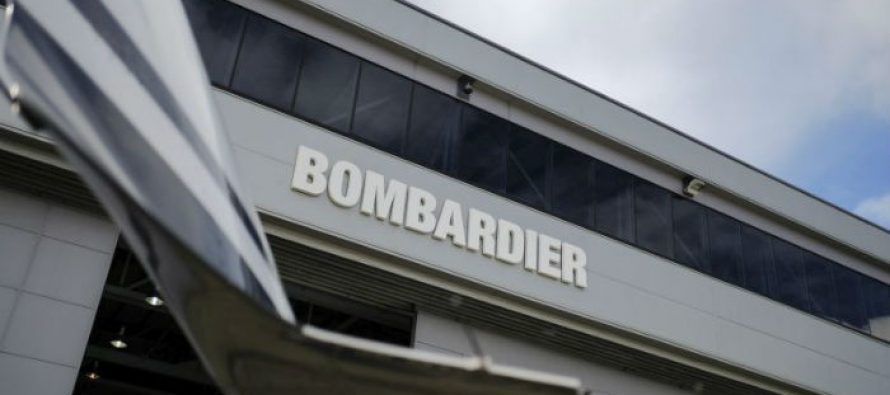 Bombardier stock price plummets on profit warning and Airbus deal fears