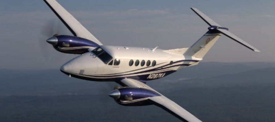 Textron Aviation starts delivery of King Airs to CanWest Air
