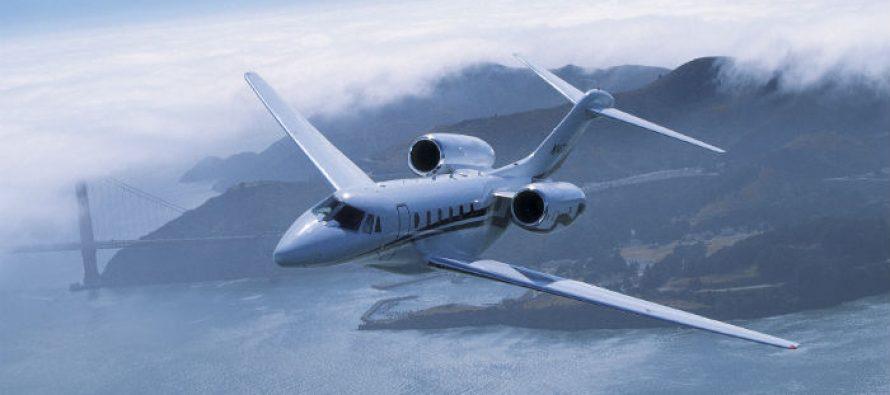 Gogo business aviation fleet hits 4,678 aircraft