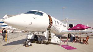 Qatar Executive Gulfstream G650ER aircraft