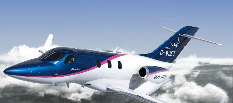 Mustang operator Wijet orders 16 HondaJets