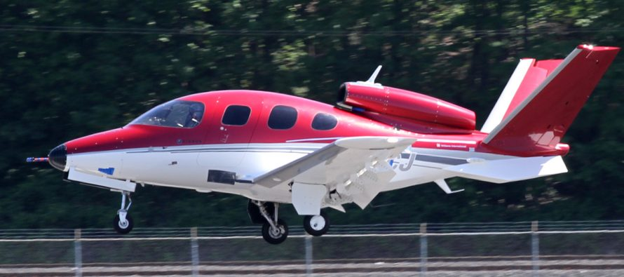 Cirrus SF50 saves business jet deliveries from first quarter slump