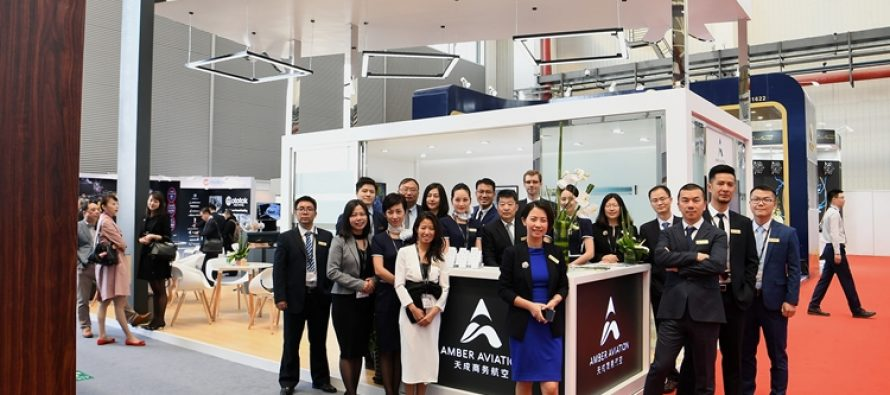 Amber Aviation brings business aviation platform to ABACE