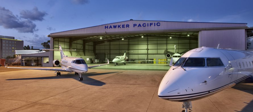 Jet Aviation buys Hawker Pacific