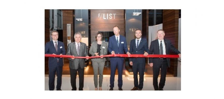 F/LIST officially inaugurates new production facility in Greater Montréal