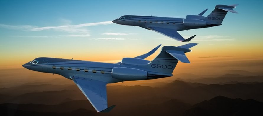 Gulfstream G500 and G600 highlight their high speed performance with tandem city pair records