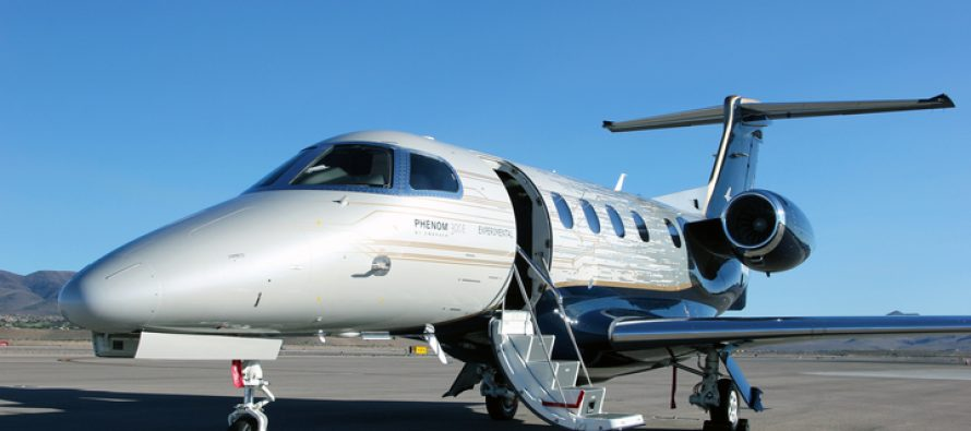Embraer delivers first Asia Pacific Phenom 300E