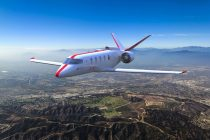 JetSuite is the launch customer for the hybrid electric Zunum Aero