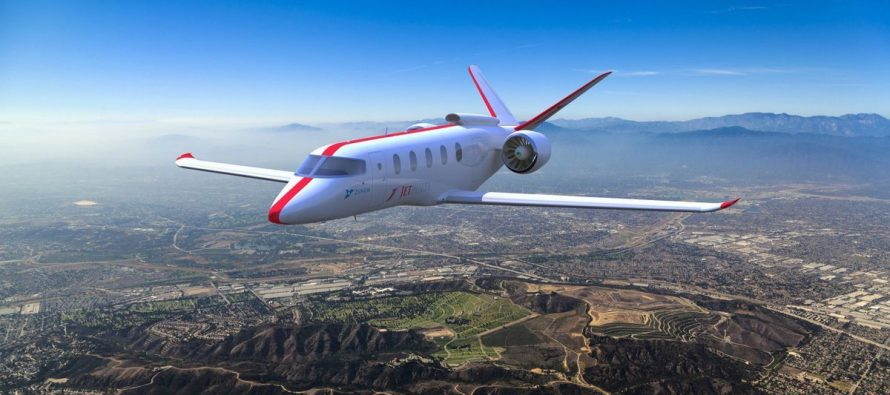 JetSuiteX order positive for electric aviation