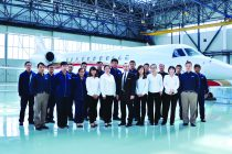 ExecuJet reinforces position in China with Tianjin Haite agreement
