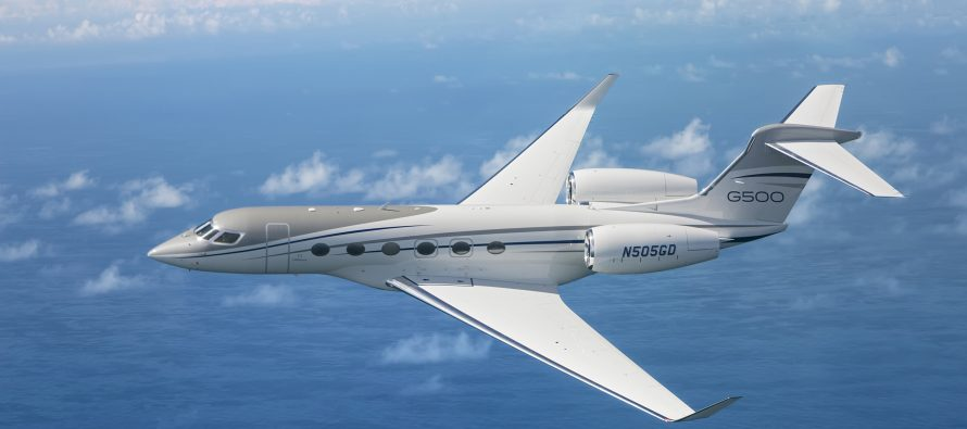 Gulfstream G500 Gets Its Faa Production And Type Certificate On The