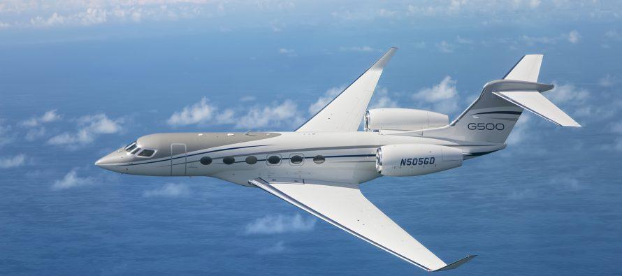 Gulfstreams' $1 billion order