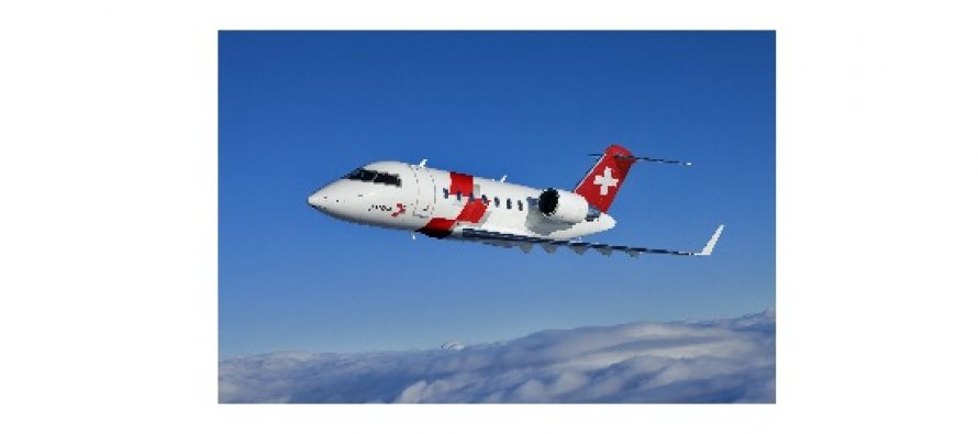 Business jet deliveries flat in first half