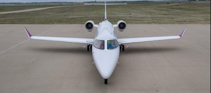 Zenith Aviation completes 'Fantastic Four' with latest LearJet 75