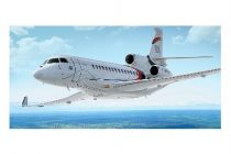 Dassault Aviation to highlight Falcon 8X at South African Air Show