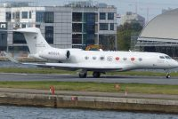Exclusive: G650 lands at London City