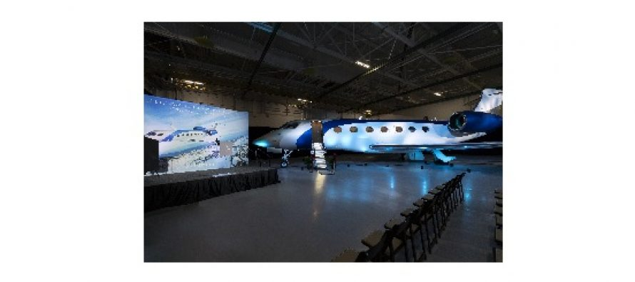 Gulfstream delivers first New-Generation G500 on time