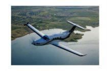 Western Aircraft installs first Skandia soundproofing kit on Pilatus PC-12