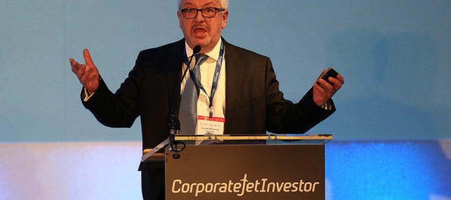 Exclusive: Graham Williamson launches Sonas Aviation in Ireland