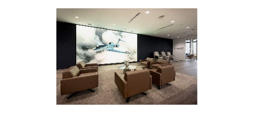 Gulfstream opens Manhattan Sales and Design Center
