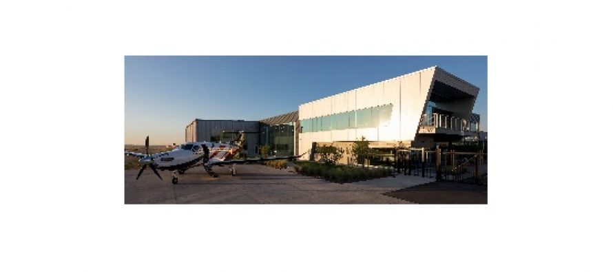 Pilatus opens new PC-12 NG and PC-24 US completions facility in Broomfield, Colorado