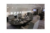 Greenpoint delivers second V-VIP 787-8 interior completion