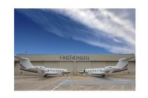 Gulfstream makes first international deliveries of G500