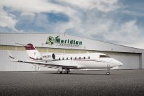 Meridian Air Charter adds Challenger 650 to fleet