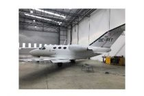 Cavendish Aviation/Aerocoat International partners with GlobeAir to protect Mustang fleet