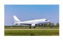 ACJ319neo makes successful first flight