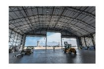 Rubb building launches new hangar system