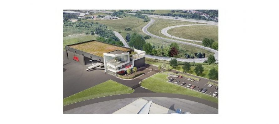 ASL and Liege Airport signs business aviation facility contract