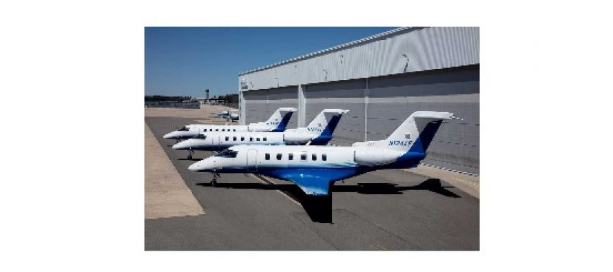 PlaneSense takes delivery of third Pilatus PC-24