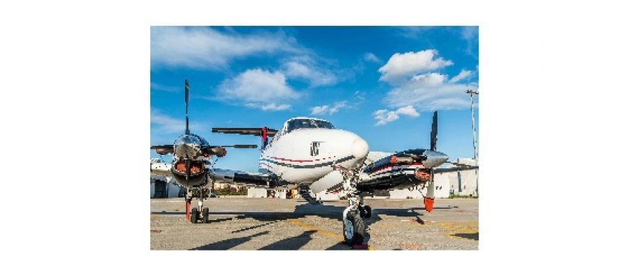 Zeusch Aviation successfully completes first broadcast relay flight