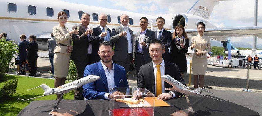 HK Bellawings bumps up Global 7500 order